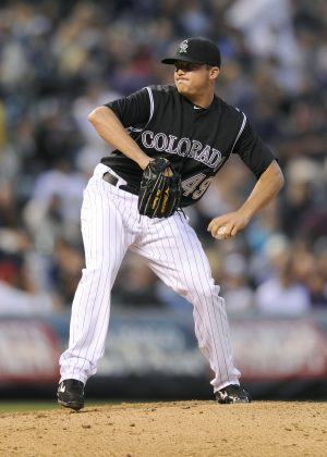 Colorado Rockies pitcher Rex Brothers is a member of the Chapel Hill Church of Christ in Tennessee.