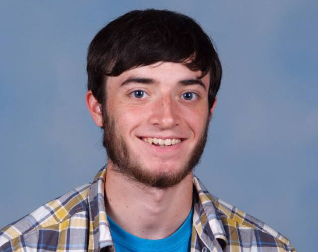 Nicholas Smith was a youth and family ministry major at Harding University in Searcy