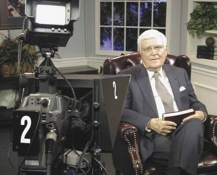 Mack Lyon's television ministry with In SEARCH of the Lord's Way has spanned 25 years.