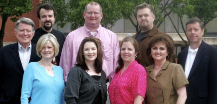 The Christian Chronicle staff includes