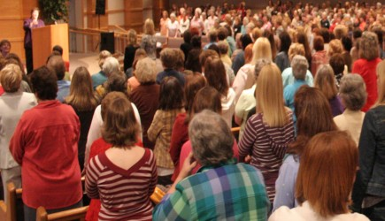 Women Walking With God conference. – (photo submited)