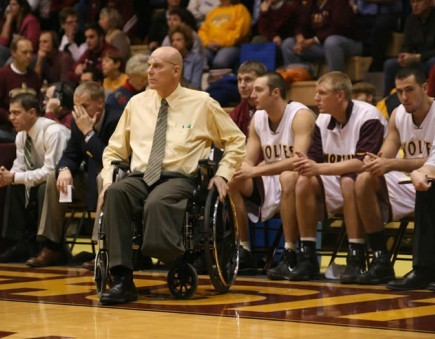 Don Meyer of the Northern State Wolves became the winningest coach in NCAA history Jan. 10. Meyer's 903rd career win marked just the latest milestone for the Aberdeen