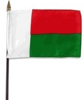 The country of Madagascar is in transition after Marc Ravalomanana â€â€