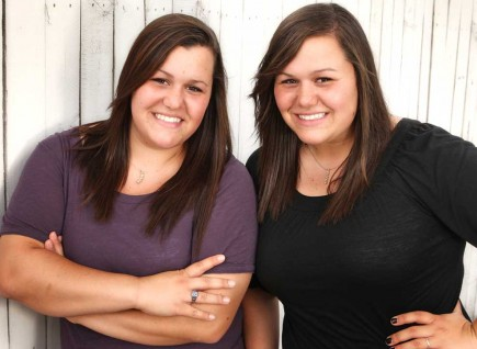 The sisters graduate from Christian Home and Bible School in Mount Dora