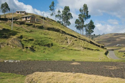 Ecuador's indigenous people