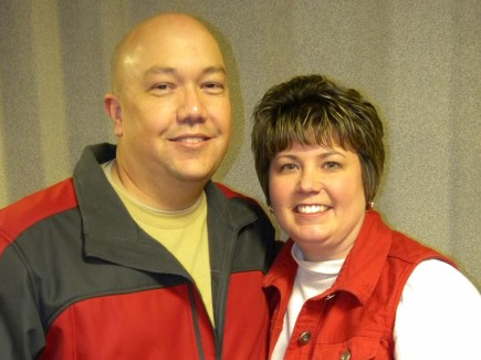 Jeff and Cindy Oden are active with the military outreach ministry at the Lakeview Church of Christ in Tacoma