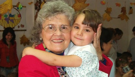 Imogene McAnulty has served children in Romania's hospitals and orphanages for nearly 20 years. – PHOTO PROVIDED