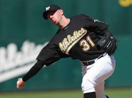 Brad Ziegler set a major-league record in 2008 by pitching 39 consecutive scoreless innings to start his career.