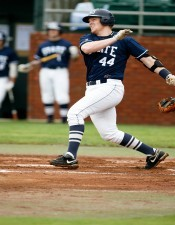 East Tennessee State slugger Paul Hoilman is a member of the Central Church of Christ in Johnson City