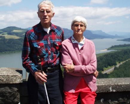 Bob and Helen Bland