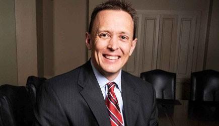 Abilene Christian University President Phil Schubert – PHOTO BY THOMAS METTHE