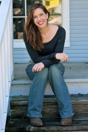 """Texas church member Laura Anderson Kurk is the author of the novel """"Glass Girl."""" – PHOTO PROVIDED BY LAURA ANDERSON KURK"""