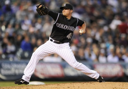 The Colorado Rockies have promoted Rex Brothers to the big leagues. The 23-year-old relief pitcher