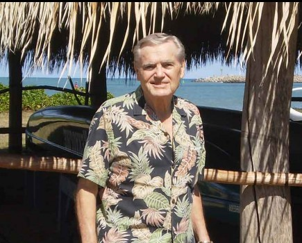 Bob Harp served as associate minister for the Maui Church of Christ. – PHOTO BY GARY SWATZEL