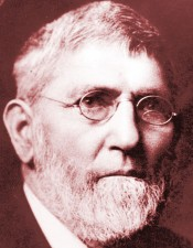 David Lipscomb (1831-1917) co-founded Nashville Bible School in 1891 with James A. Harding. The Tennessee school