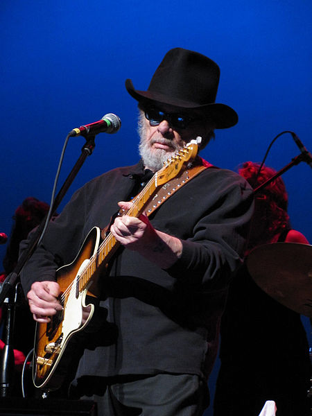 Merle Haggard performs in Athens