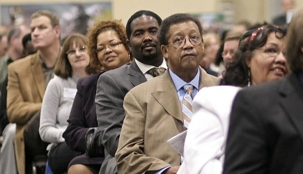 Church members representing 48 congregations attended the Chicago Celebration. – By Lee Harrington