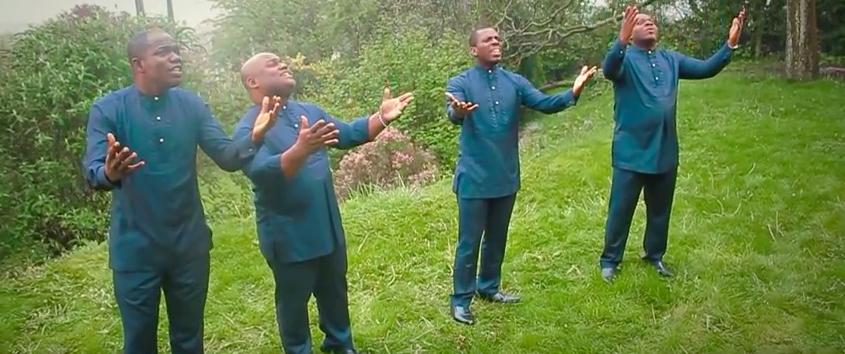 The Ghana-based quartet