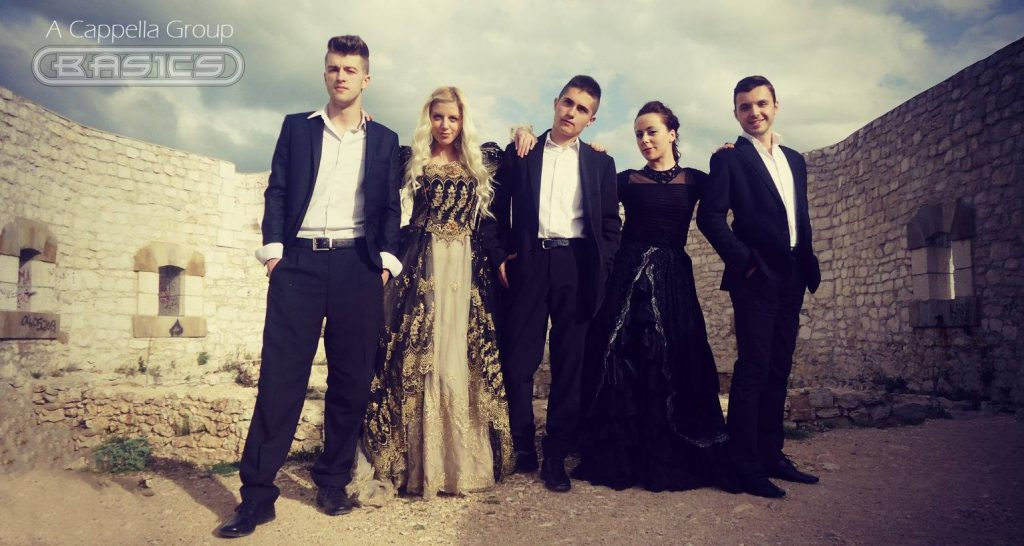 BasicS is an acappella group based out of Bosnia.