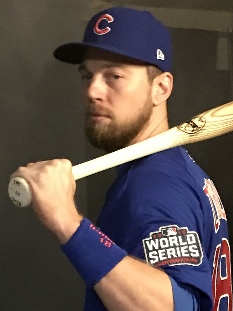 2016 World Series MVP Ben Zobrist
