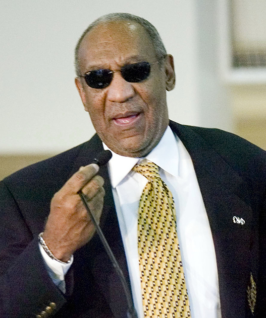Comedian Bill Cosby in 2006.