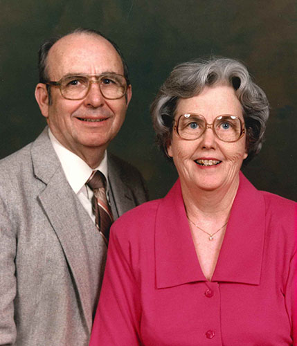 Clarence and Juanita Henderson