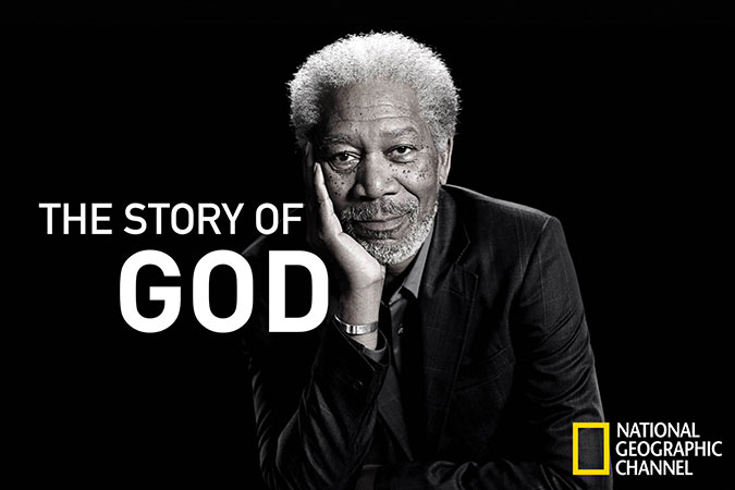 "Morgan Freeman's ""The Story of God"" debuts on Sunday night (April 3)."