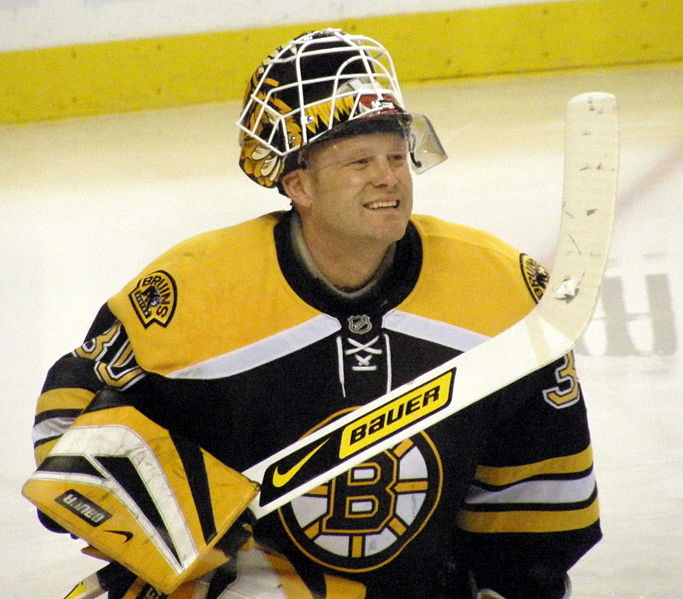 Boston Bruins Goalie Tim Thomas 'loves The Lord'