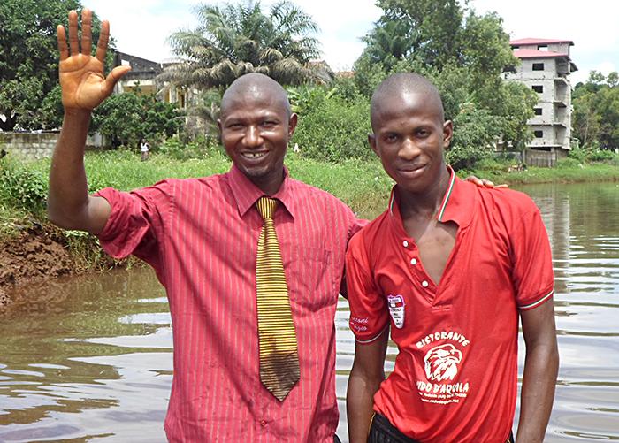 In Conakry