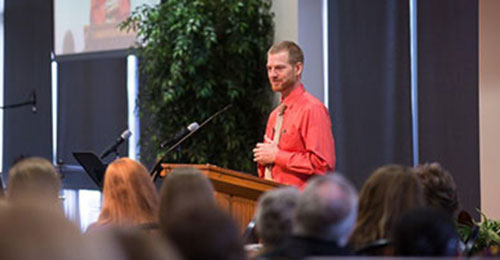 "I will never grow tired of talking of this, Dr. Brantly said. ""I'm going to keep telling my story"