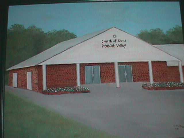 Pleasant Valley Church of Christ in Van Buren, Ark