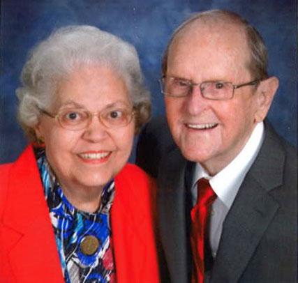 Jim and Gloria
