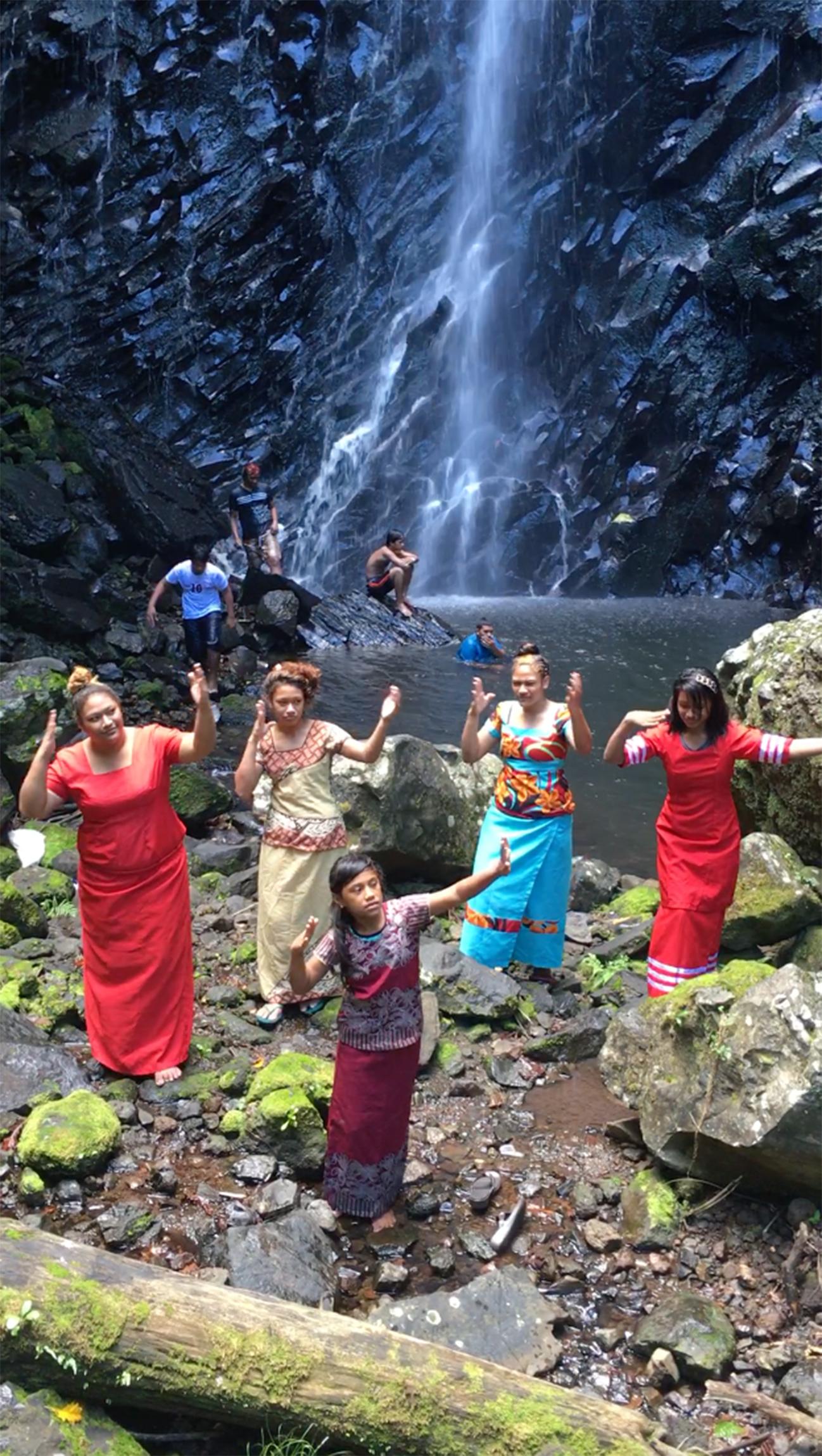 Island Living  Sharing The Gospel In American Samoa
