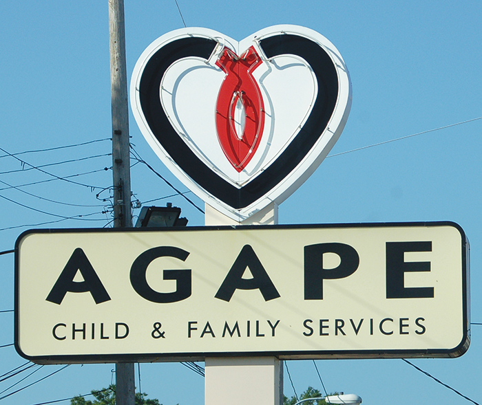 Agape has served Memphis