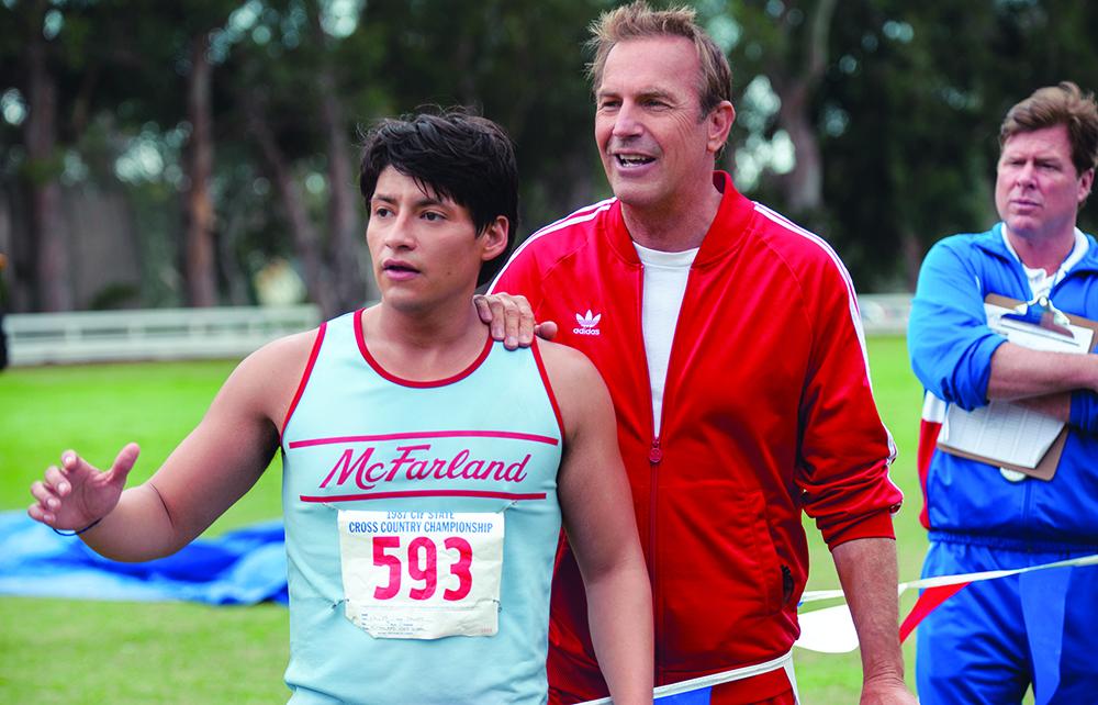 Academy Award winner Kevin Costner