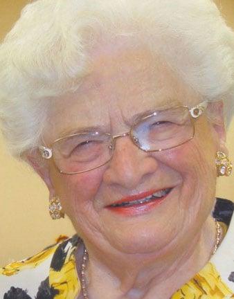 Joanne Howe in a recent photo. Howe died Feb. 4.