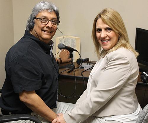 Latino minister Nelson Galarraga