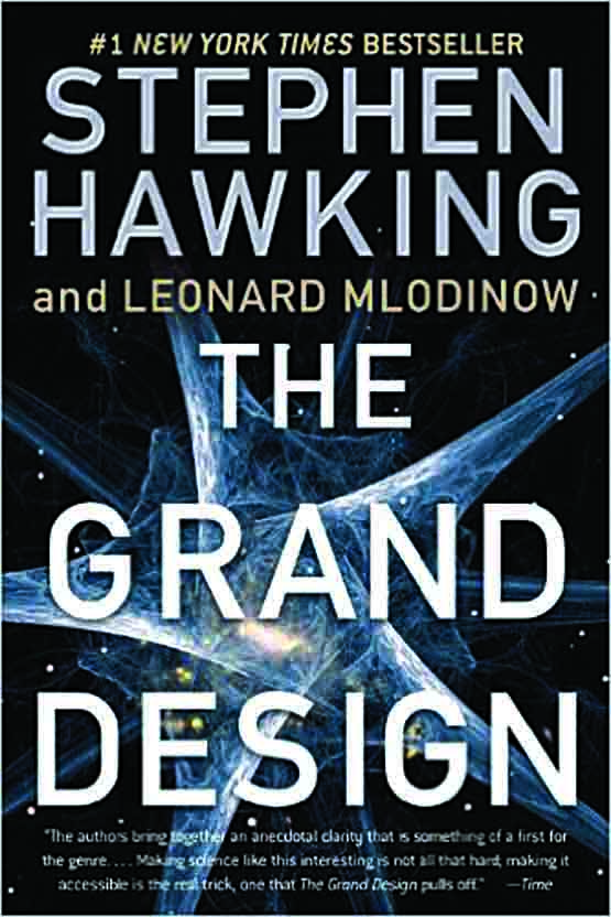 Stephen Hawking and Leonard Mlodinow. The Grand Design. (Reprint edition) New York: Bantam