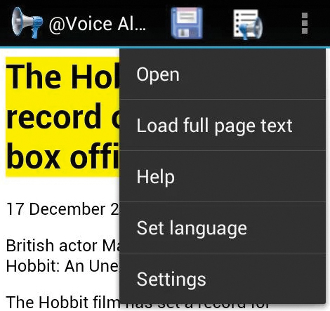 @Voice Aloud Reader-Read Aloud. Hyperionics Technology LLC. Free