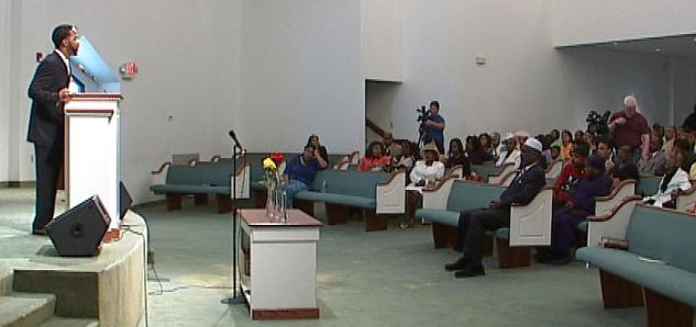 Christ Church Shooting Photo: Updated: Church Of Christ Hosts Prayer Service For Tulsa