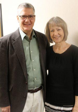 Jeff and Marcia Pendleton