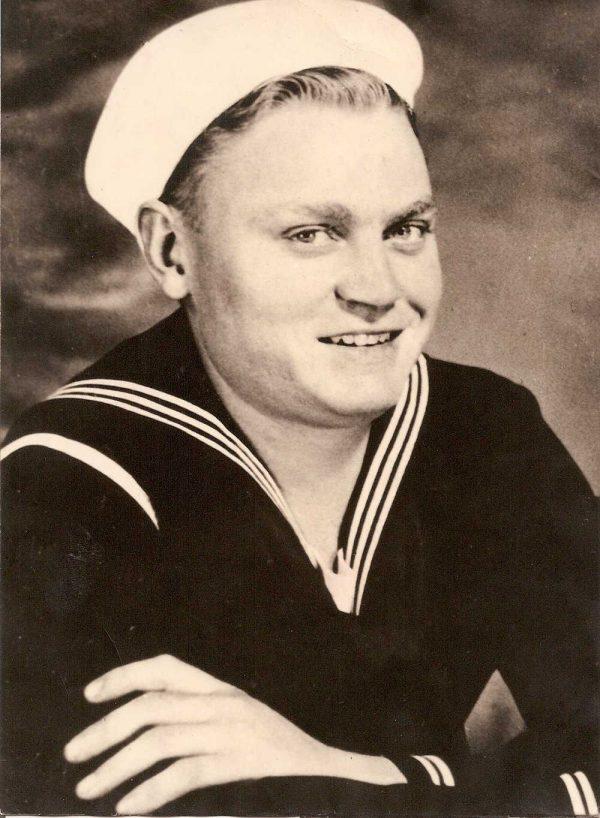 Seaman 1st Class Henry Glenn Tipton