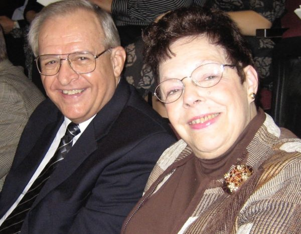 Herchel and Diane McKamey