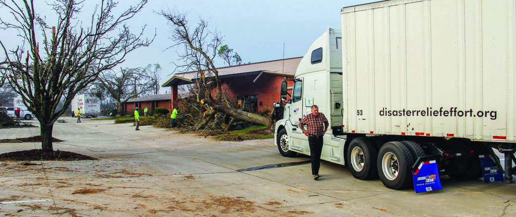 18 wheels and a heart to serve | The Christian Chronicle