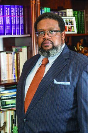 David Wilson, senior minister