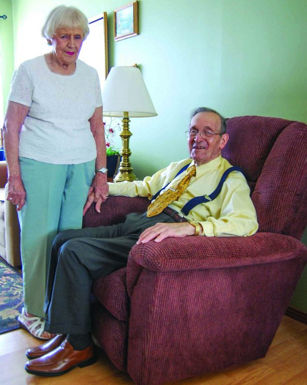 Bob and Jean Reynolds have made Lebanon, Tenn., their home since 1976. Bob Reynolds was diagnosed with Alzheimer's disease in December 2003.
