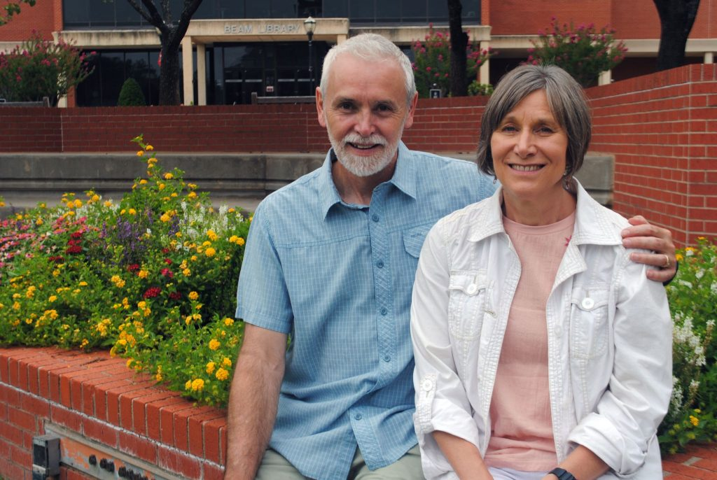 Paul and Carol Brazle have served Churches of Christ in Europe for 33 years.