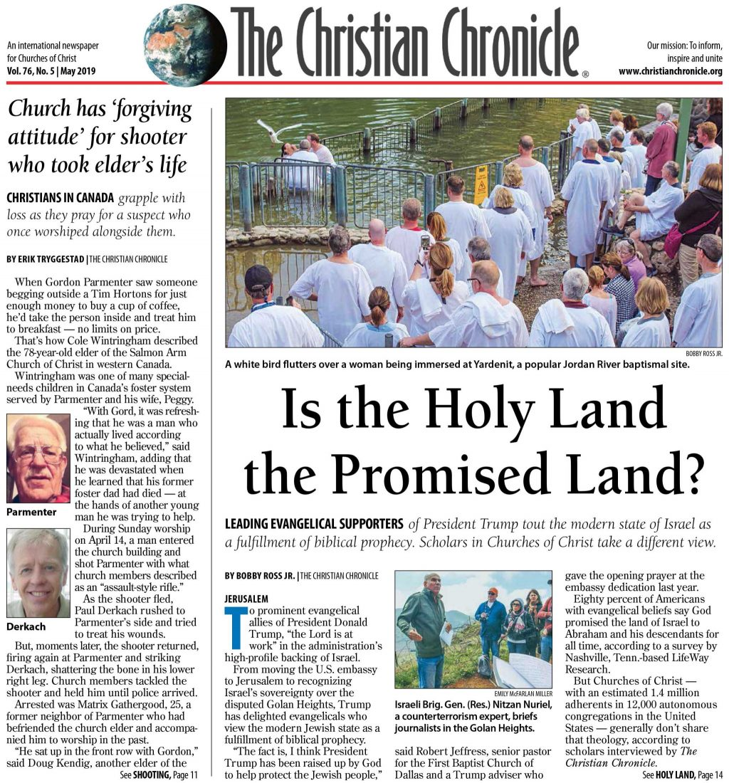 Issues Archive | The Christian Chronicle