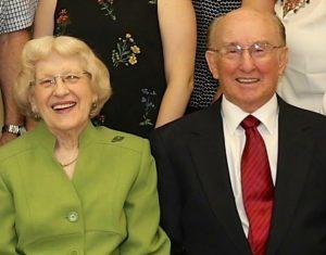 David and Virginia Smith