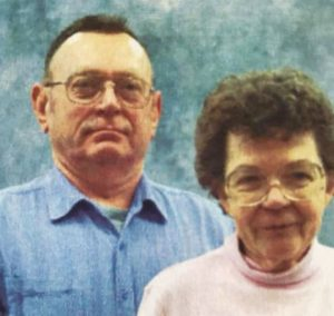 Larry and Rosemarie Larimore